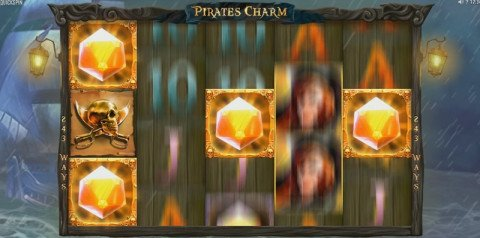 Pirates Charm gratis spins