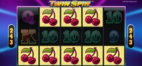 Twin Spin grote winst