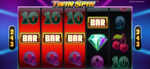 Twin Spin spins