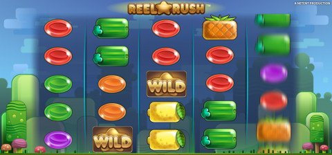 Reel Rush gratis spins