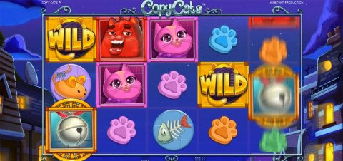 Copy Cats gratis spins