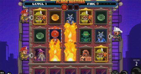Flame Busters gratis spins