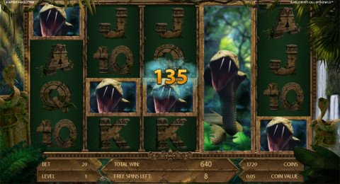 Jungle Spirit gratis spins