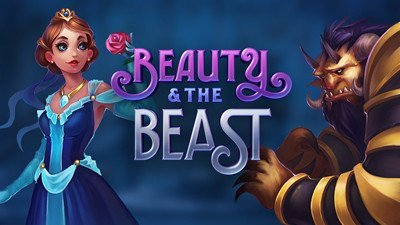 Nieuw online casino spel Beauty and the Beast is uit!